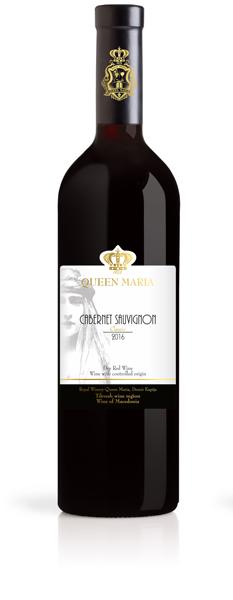 Cabernet Sauvignon Classic-Queen Maria Winery