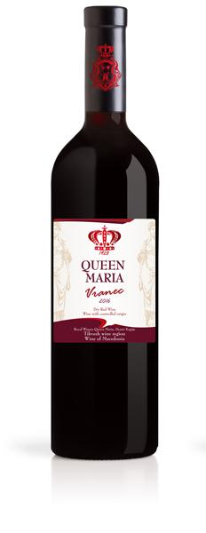 Vranec Queen Maria Winery Demir Kapija