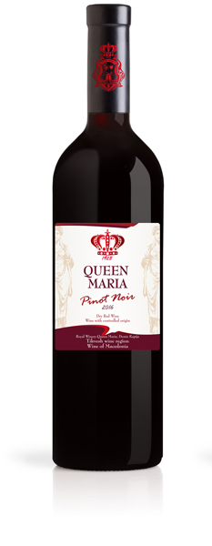 Pinot Noir Queen Maria Winery Demir Kapija