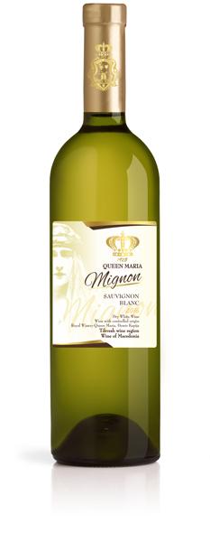 Sauvignon Blanc Queen Maria Winery