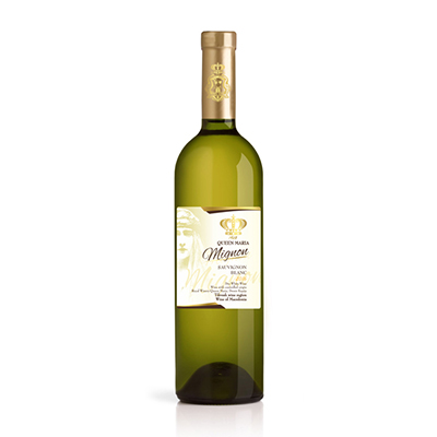 Sauvignon Blanc Queen Maria Winery Demir Kapia