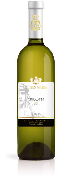 Chardonnay Classic- Queen Maria Winery